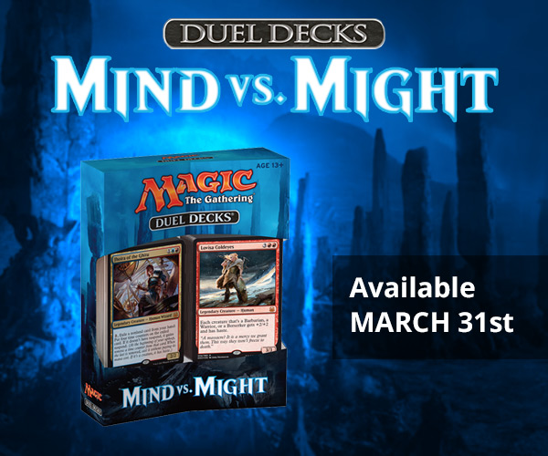 Mind vs Might!