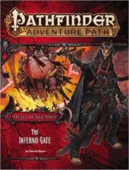 Pathfinder Adventure Path: Hell's Vengeance Part 3 - The Inferno Gate