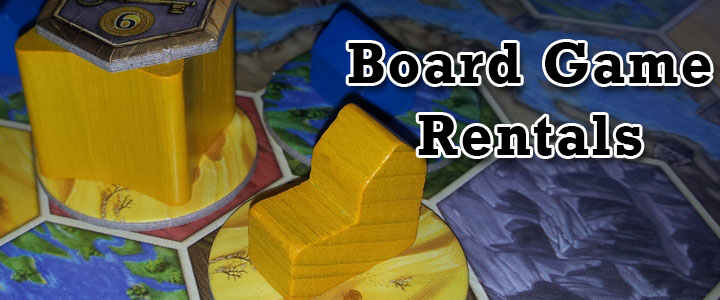Board Game Rentals