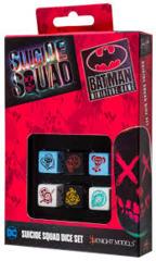 Batman Miniature Game: Suicide Squad D6 dice set