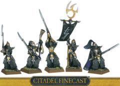 Dark Elf Executioners Command