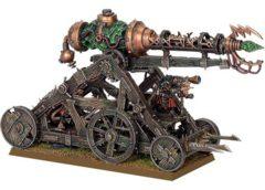 Skaven Warp Lightning Cannon/Plagueclaw Catapult