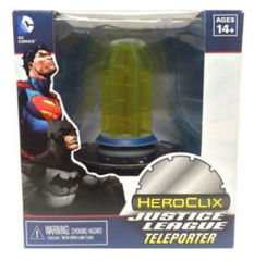 DC Comics HeroClix: World's Finest Justice League Teleporter Case Incentive