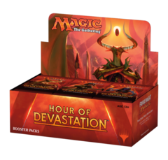 Hour of Devastation Booster Box - Russian