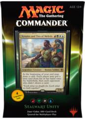 Commander 2016: Stalwart Unity (Red/Green/White/Blue)