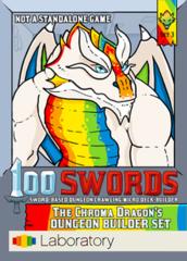 100 Swords: The Chroma Dragon's Dungeon Builder Set
