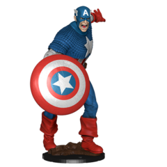 Marvel HeroClix: 15th Anniversary What If? Colossal Ameridroid