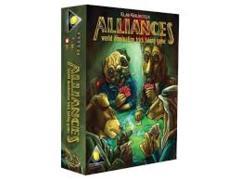 Alliances World Domination Trick Taking Game