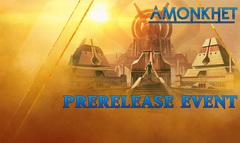 Amonkhet Pre-Release Sat Noon