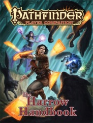 Pathfinder Player Companion: The Harrow Handbook