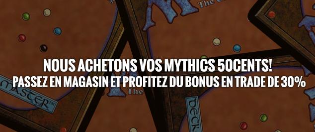 Achat Mythics