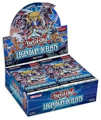 Legendary Duelist Booster Box