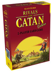 Catan: Rivals for Catan (Deluxe) (In-Store Sales Only)