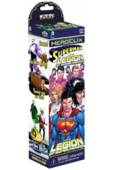 Superman and the Legion of Super-Heroes Booster Box