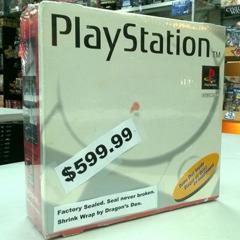 Sony PlayStation New in Box (NIB)