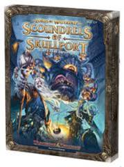 Lords of Waterdeep Expansion Scoundrels of Skullport