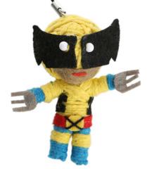 Marvel String Dolls Wolverine
