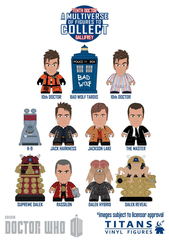 Titan Doctor Who Blind Mini Pull Series 5