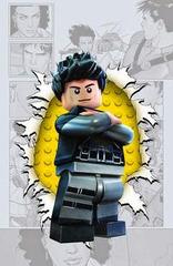 Grayson #4 Lego Variant