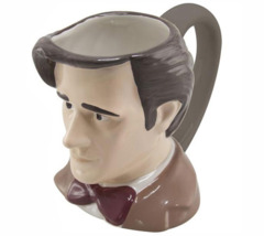 Doctor Who 11th Doctor Ceramic 3D Mug