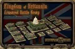 Kingdom of Britannia Armoured Battle Group