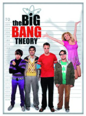 Big Bang Theory Magnet Cast