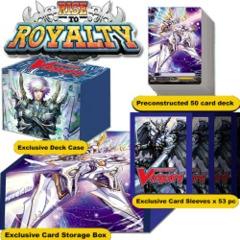 Cardfight Vanguard Mega Trial Deck Vol. 1 Rise to Royalty