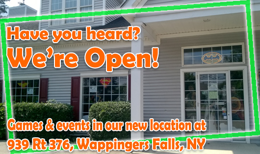 Dragon's Den has Moved to Wappingers Falls NY