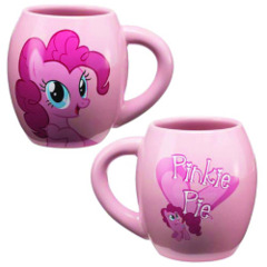 My Little Pony 18Oz Ceramic Oval Mug