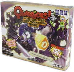 Quarriors Dice Building Game