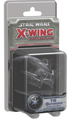 Star Wars X-Wing Expansion TIE Defender