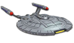 Star Trek Attack Wing USS Enterprise Wave 7