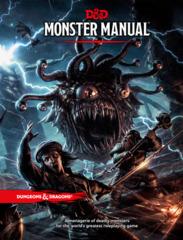 Dungeons & Dragons Next Monster Manual