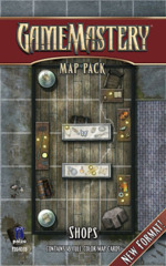 GameMastery Map Pack Shops