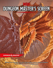 5th Edition Dungeon Master's Screen
