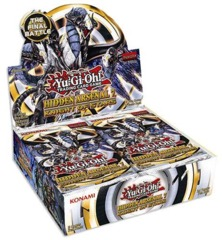 Hidden Arsenal 7 1st Edition Booster Box