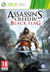 Assassin's Creed IV Black Flag X360