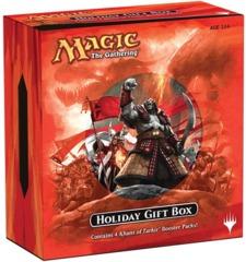 Khans of Tarkir Holiday Gift Box 2014