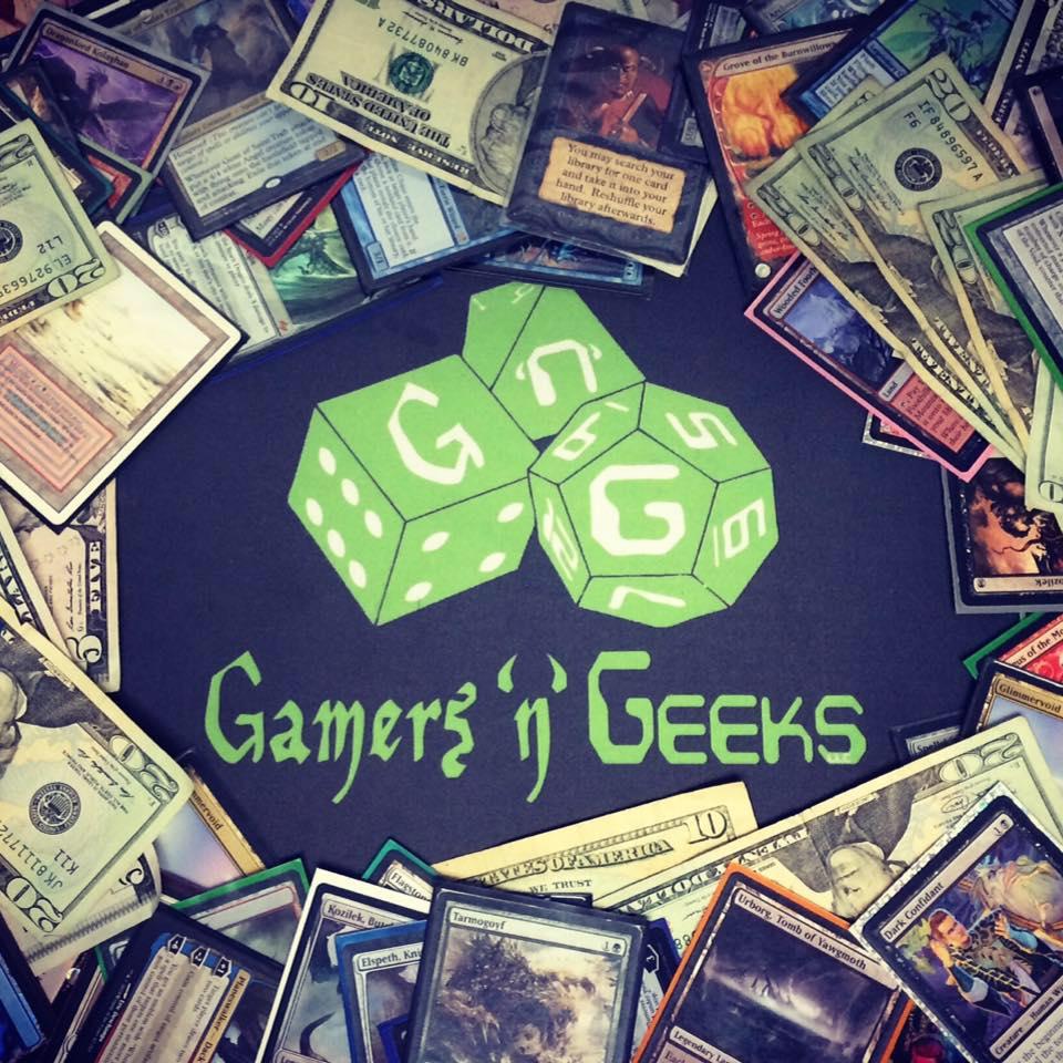 Gamers n Geeks
