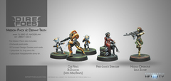 Infinity: Dire Foes Mission Pack 6 - Defiant Truth