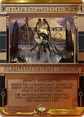 Bontu the Glorified - Foil
