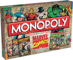 Monopoly: Marvel Comics