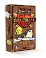 Adventure Time: Card Wars - Lemongrab Vs Gunter