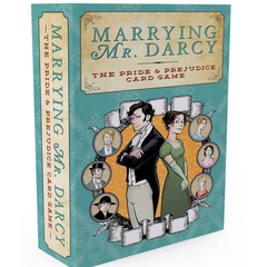 Marrying Mr.Darcy: The Pride & Prejudice Card Game