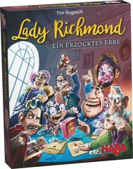 Lady Richmond - Fast fight for inheritance!