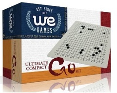 We Games: Ultimate Compact Go Set