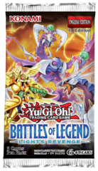 Battles of Legend Booster Pack
