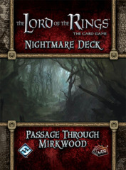 Lord of the Rings: Passage Through Mirkwood Nightmare Deck