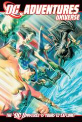DC Adventures - Universe