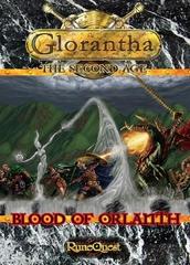 RuneQuest - Glorantha - Blood of Orlanth